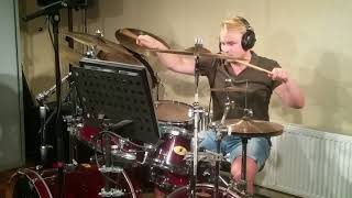 DRUMSCHOOL FRED LANKAMP - Noud Peters - Gino Vanelli - Brother To Brother