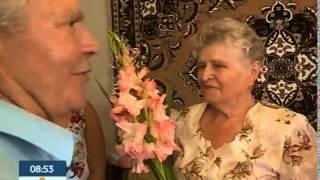 Мариупольская семья Овчаренко отметила золотую свадьбу