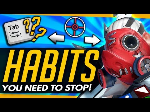 Overwatch | Top 5 Mechanical Habits You Need To STOP!