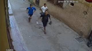 حصريا السرقة بحي عوينات الحجاج