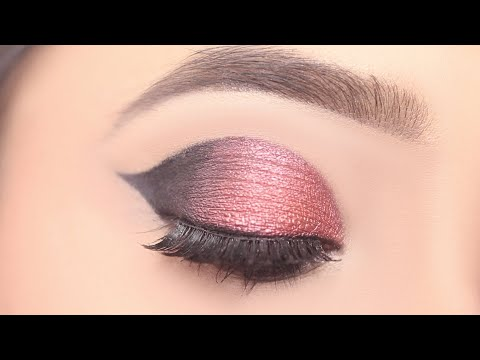 Easy And Simple Eye Makeup Tutorial For