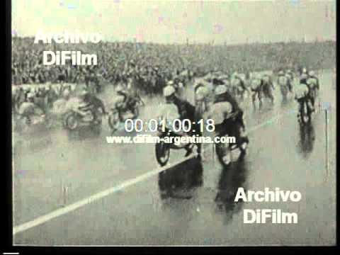 DiFilm - Motorcycles Champion GP RDA Sachsenring 1969