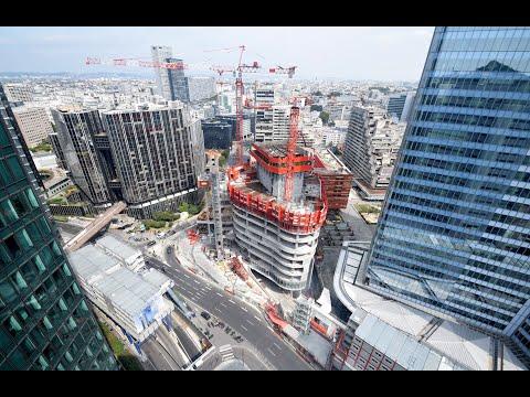 Construction Tour Alto – Paris La Défense | Timelapse