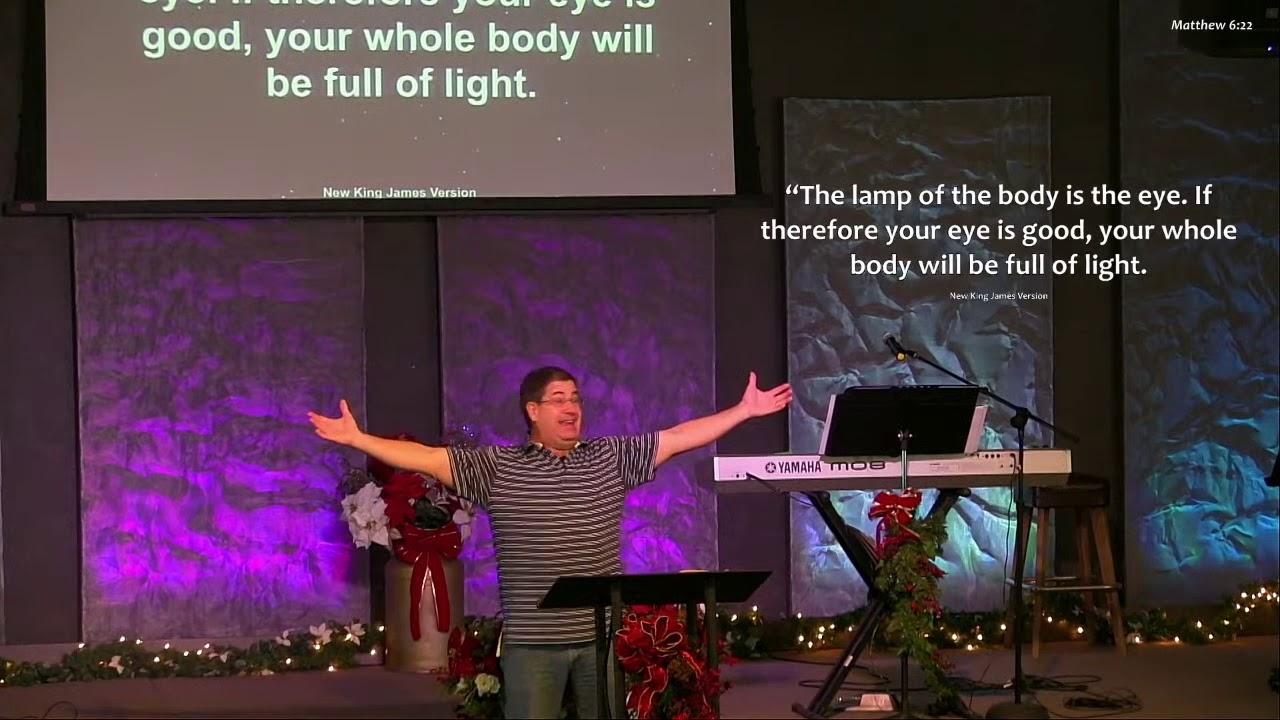 Sunday Service Dec 27, 2020