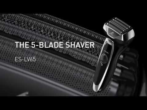 Panasonic ESLV65 Electric Shaver - As Seen On TV