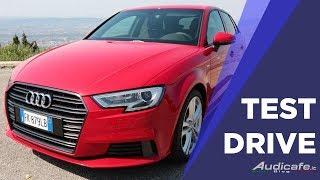 Nuova Audi A3 Sportback Restyling My 18 - Test Drive 1.6 TDI S-Tronic