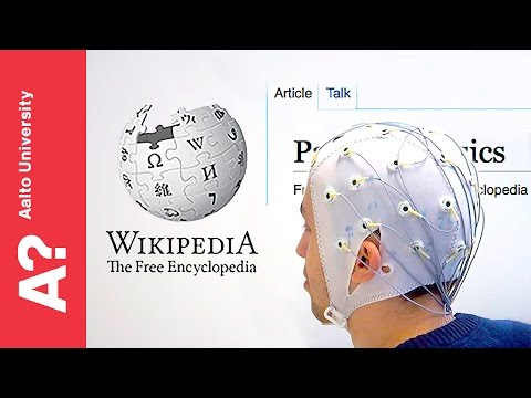 Scientists find a way for information retrieval from Wikipedia based on human EEG brain signals