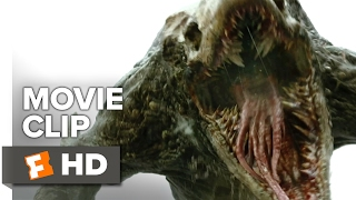 Kong: Skull Island Movie CLIP - Monster Battle (2017) - Tom Hiddleston Movie