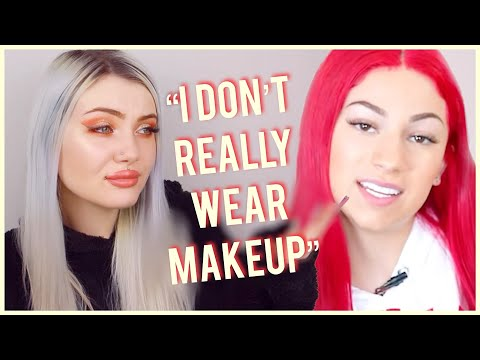 Testing Bhad Bhabie's Makeup Line CopyCat Beauty