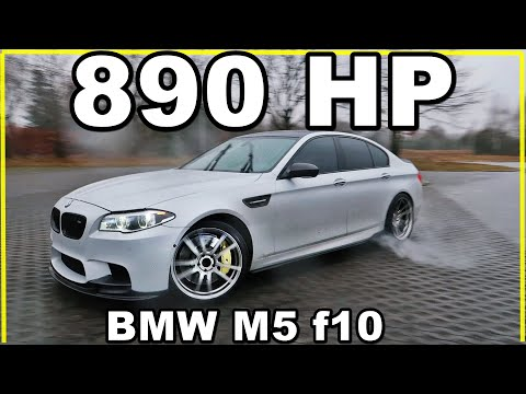 Upalamy BMW M5