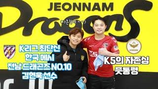 K리그 최단신 축구선수! 한국메시! 전남드래곤즈 NO.…