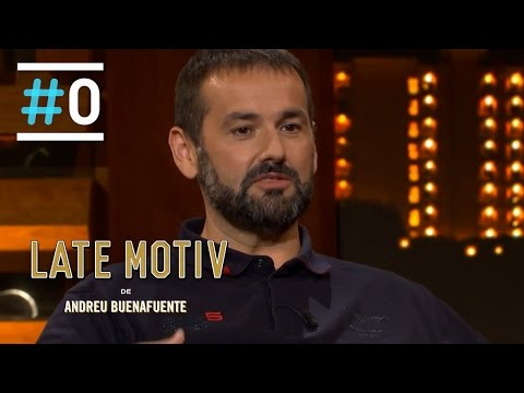Late Motiv: Entrevista a David de Jorge, Robin Food #LateMotiv99 | #0