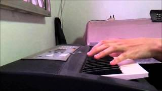 Kimberley 陈芳语 - 爱你 《翻糖花园》 片尾曲 Piano Cover