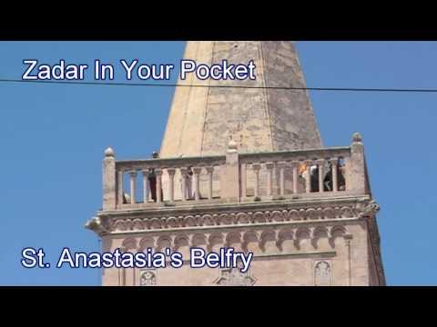 Zadar In Your Pocket - St Anastasia's Cathedral (Katedrala sv. Stošije)