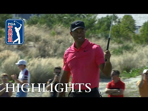 Tiger Woods extended highlights | Round 4 | Hero