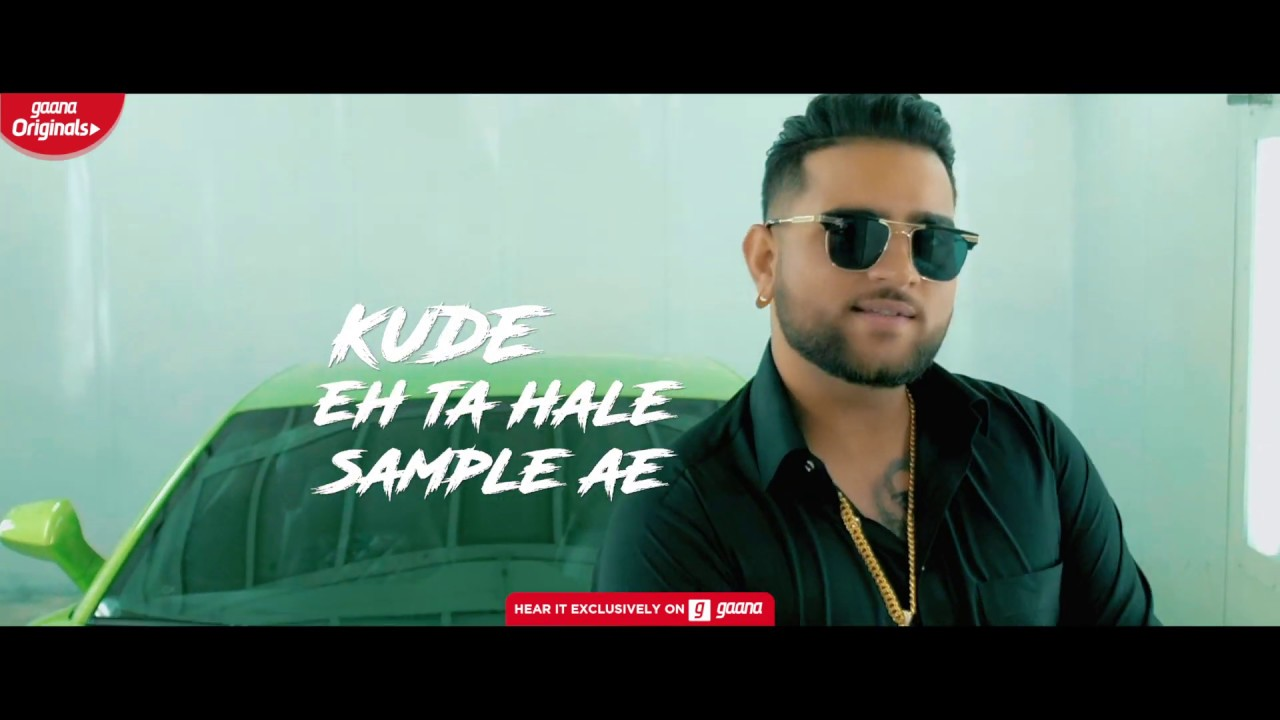 Latest Punjabi Song 'Sikander' Sung By Karan Aujla | Punjabi