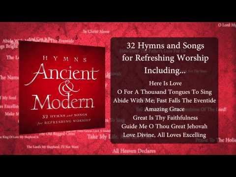 Hymns Ancient & Modern // Coming Soon - YouTube