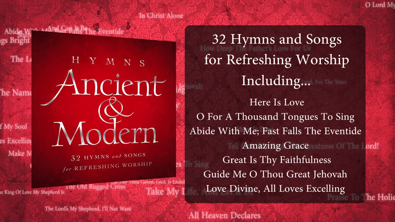 Hymns Ancient & Modern // Coming Soon