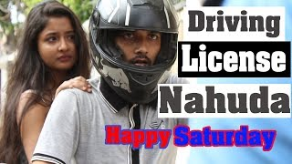 Driving License Nahuda, Happy Saturday Ep 37, Nepali Comedy Movie, Colleges Nepal Video