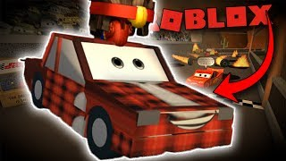 I'M A CAR! :D D-Roblox Cars Obby!