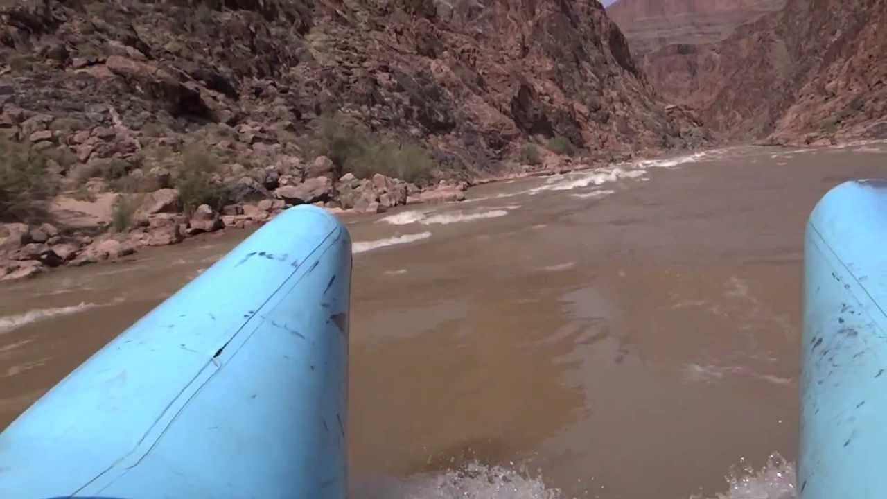 Hualapai River Runners White Water Rafting Grand Canyon