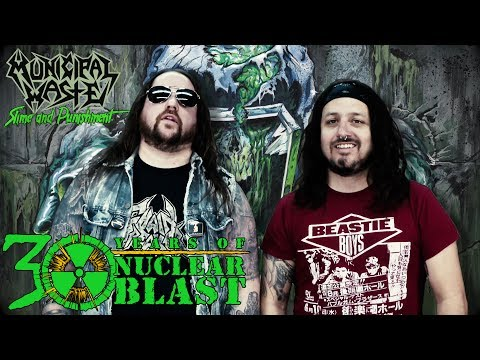 MUNICIPAL WASTE - New Album: Slime and Punishment (OUT JUNE 23, 2017)