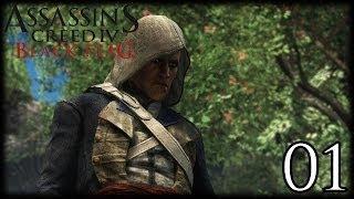 Assassin's Creed IV BF 1080p WalkThrough #1 - تختيم أساسن كريد 4 : العلم الأسود #1 - إدوارد كينواي
