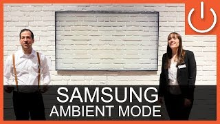 Samsung Ambient Mode – Thomas Electronic Online Shop
