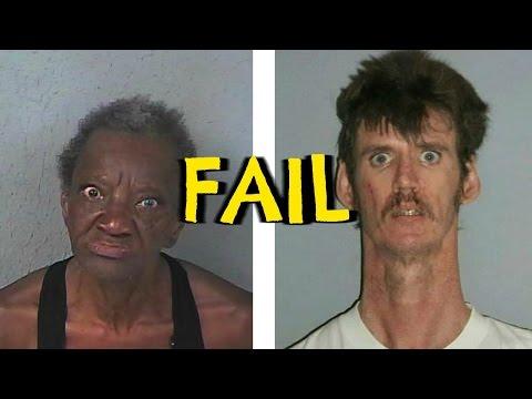 Funniest Mugshot Fails