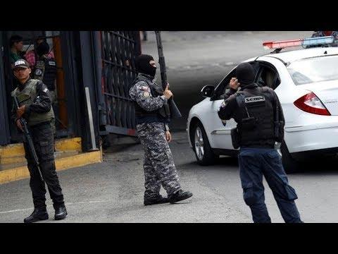 مقتل 25 سجيناً على الأقل بمواجهات مع الشرطة الفنزويلية  - نشر قبل 5 ساعة