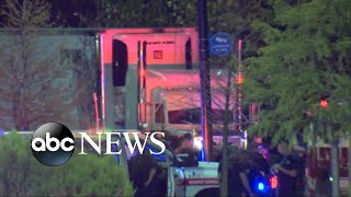 Texas tractor-trailer incident called