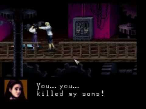 Clock Tower (SNES) S ending playthrough