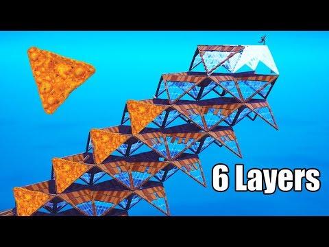 The Doritos Ramp Rush v2 (Extra Doritos) - Fortnite Battle Royale