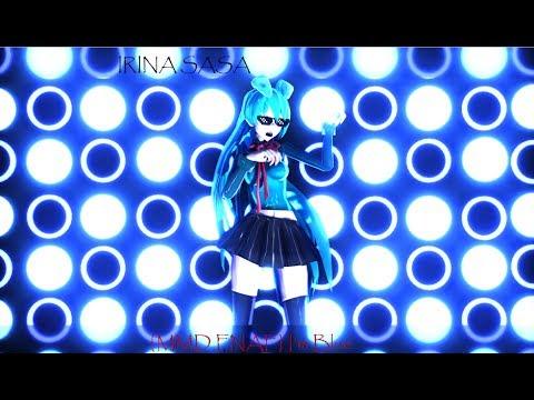 {MMD FNAF} I'm Blue
