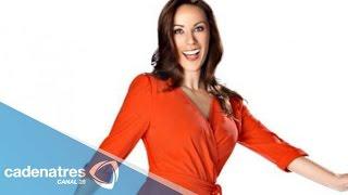 Consuelo Duval revela causas de su salida de Televisa
