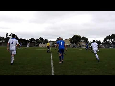 Somerville v Balmoral FFA cup round 1 24/02/18