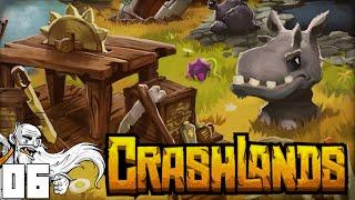 """MY POWERFUL ARMPIT AND GLUTES!!!"" CrashLands Part 6 - 1080p HD PC Gameplay Walkthrough"