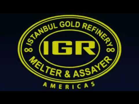 1 Gram  IGR Mint 999.9 Gold Bar Sealed with Assay Certificate 24 Karat