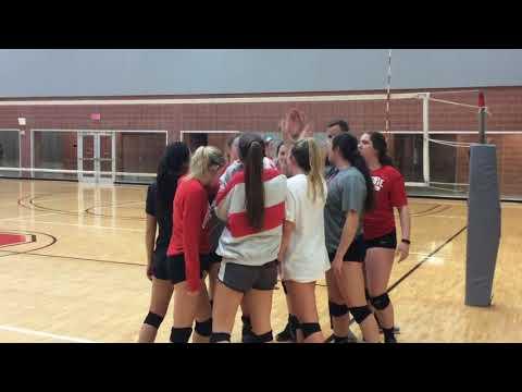 Ohio State University Women's Club Volleyball  RallyAroundUs Campaign Video