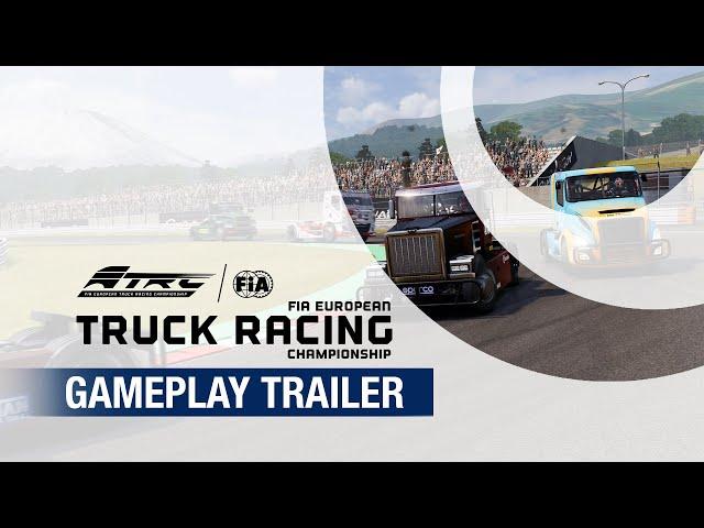 FIA European Truck Racing Championship | Gameplay Trailer