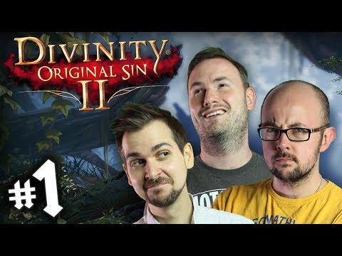 Divinity: Original Sin 2 #1 - The Salty Bonemen