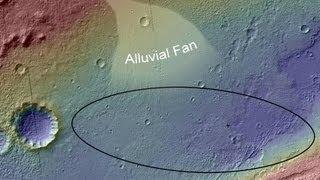 Mars-Mission: Curiosity findet Beweise für Wasser
