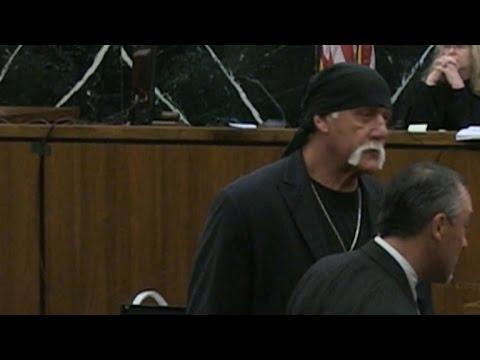 Hulk Hogan sex tape video