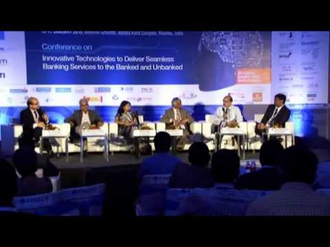 Session2:Removing India's financial unreachability–an opportunity for one & all–ATM&Mobile Banking