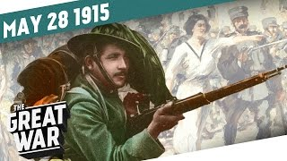 Frontline in the Alps - Italy Declares War I THE GREAT WAR Week 44