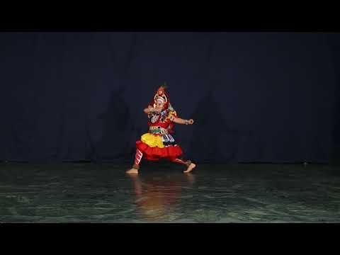 Advika Shetty Did/Kele Cheluve/Yakshanatya