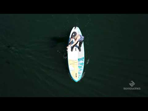 Boardworks SHUBU Kraken Inflatable Paddle Board Review 3