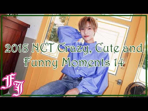 2018 NCT Crazy, Cute and Funny Moments 14