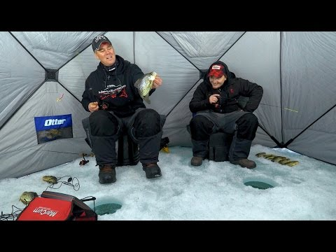 Leech Lake Crappies - In-Depth Outdoors TV, Season 11 Episode 15