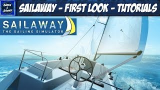 Sailaway - The Sailing Simulator - First Look